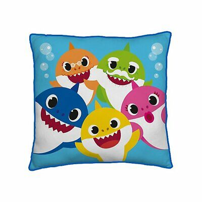 Pinkfong Official Baby Shark Reversible Cushion