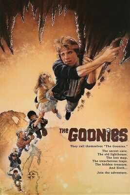269817 The Goonies Movie Wall Print Poster Au