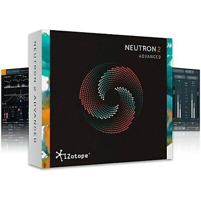 iZotope Neutron 2 Advanced Complete Pack ✅Full & Latest Version ✅For MAC