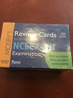 Mosby's Review Cards for the NCLEX-RN® Examination, 3e