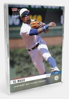PRE-SELL RARE 2019 Topps Now PLAYERS WEEKEND CHICAGO CUBS SET BREAK