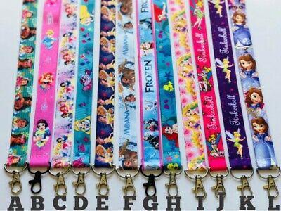 NEW! PICK YOUR DISNEY LANYARD! Pin Trading Lanyards For Disney Parks Or Keys