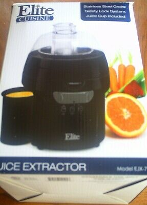 MAXI-MATIC JUICE EXTRACTOR New Open Box Juicers - $12 71