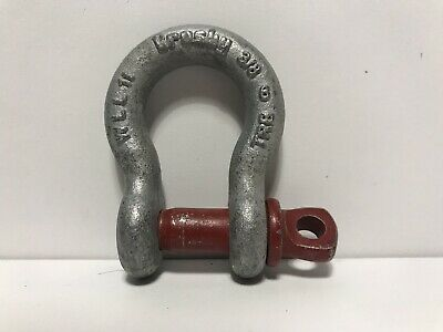 Crosby Shackle 3/8 Made In USA