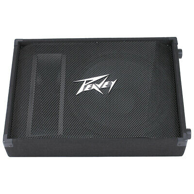 "Peavey PV 15M 15"" 2-way 1000-Watt Peak Sheffield Floor Monitor Speaker w/ Handle"