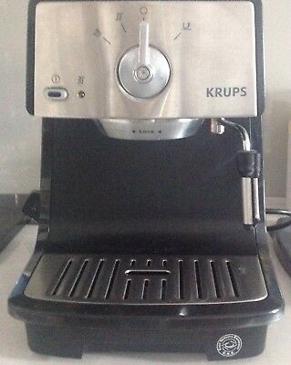 Krups XP4000 XP4020 Owners Instruction Manual Espresso Machine Service Guide