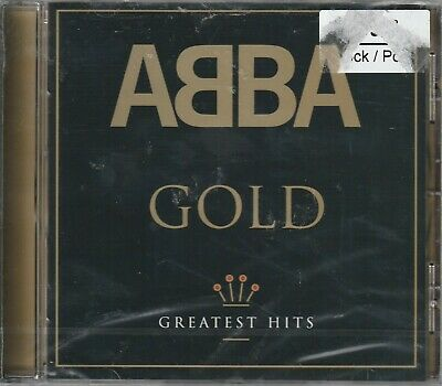 ABBA Gold - Greatest Hits  (NEU/OVP, B-Ware)