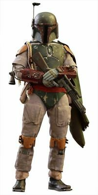 Movie Masterpiece Star Wars Episode 6 BOBA FETT 1 6 Action Figure Hot Toys