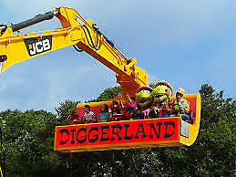 Diggerland - 30% OFF VALID Weekends in September great day out diggerland