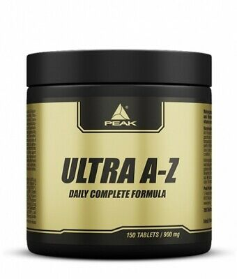 (7,33€/100g) Peak Ultra A-Z, 150 Tabletten