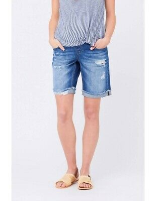Ripe Maternity Denim Shorts - BNWT - M