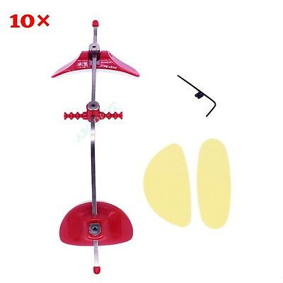 10× Adjustable Orthodontic Face Mask Reverse Pull Headgear Red/ Facial Mascara