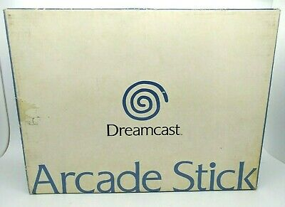 Very Rare - Dreamcast: Arcade Stick / Controller - Pal Version (Boxed)