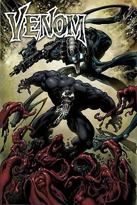 VENOM #18 - cover A  -1st print - NM+ Absolute Carnage