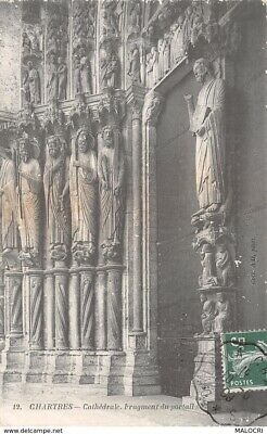28-Chartres La Cathedrale-N°1096-H/0197