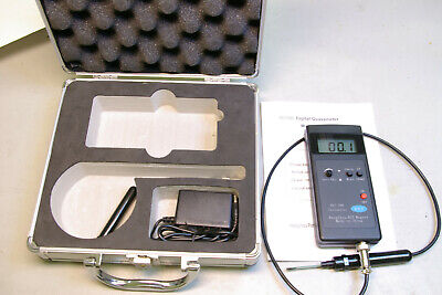 BST200 Professional GaussMeter (TeslaMeter), Used Excellent Condition