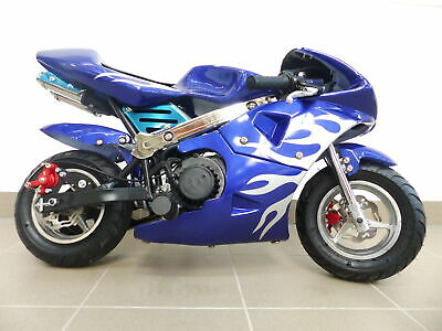 RV-Racing Pocketbike Dirtbike Pocket Rennbike Minibike 49ccm Kindermotorrad