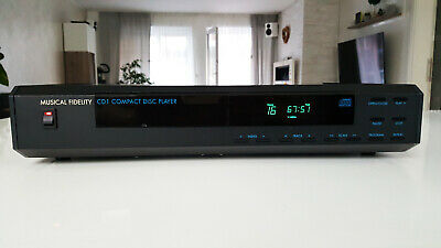 Musical Fidelity CD1 High_End  CD-Player
