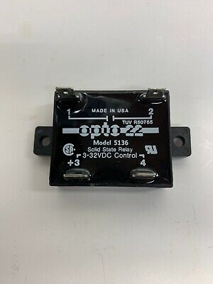 Opto 22 5136 240V 10A Solid State Relay