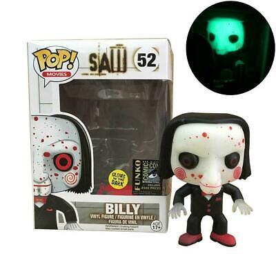 Funko POP SAW BILLY 52# Action Figure Collectible Model Toy New One !