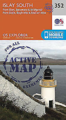 Islay South by Ordnance Survey (Sheet map, folded, 2015)