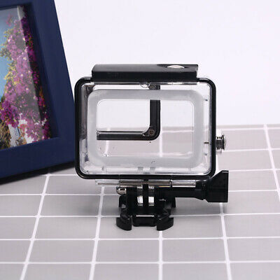 Underwater Diving Case Protective Waterproof Housing for Camera Hero 5 6 7 Bl PE