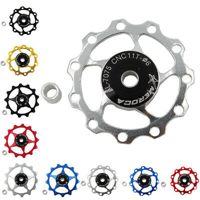 Jockey Wheel Road Bike Bicycle Cycling Rear Derailleur Replacement Attachment