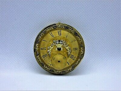 Antique Pocket Watch  for parts or restauration