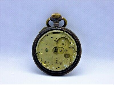 Antique Pocket Watch Minerva N 56040 for parts or restauration