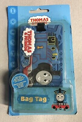 Playworks Thomas & Friends Bag Tag - New In Packet