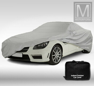 VETOMILE Car Cover Wasserdicht Breathable Autogarage Autoplane Ganzgarage Silver