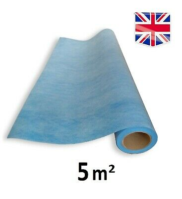 5m² AQUA BUILD Waterproof Tanking Decoupling Membrane Fleece Matting Mat