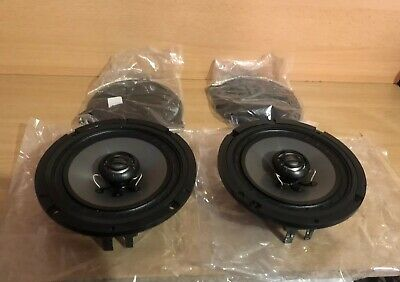 "HOGTUNES 362F-RM 6.5"" Replacement Front and Rear Speakers"