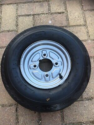 Trailer Wheel+ Tyre