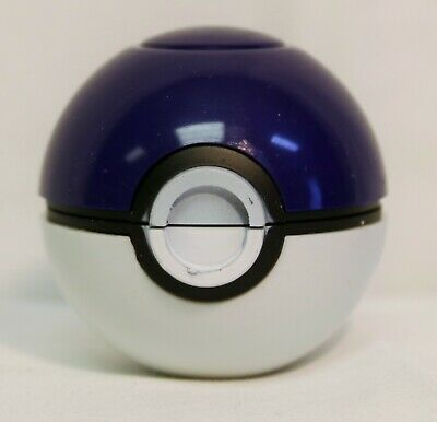 2 Inch 3 Pieces Tobacco Spice Herb Pokemon Grinder Crusher Blue Pokeball