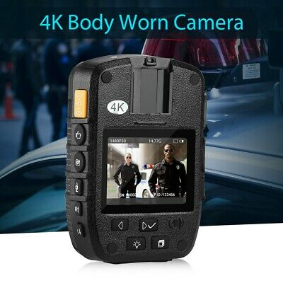 HD 1296P Body Worn Camera Security Camcorder Waterproof Action Law Enforcement