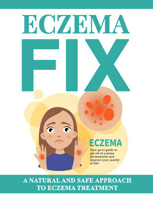 Eczema Fix Ebook with Full Master Resell Rights   MRR   PDF   Ebooks