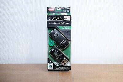 Hahnel remote control and trigger for Fuji x cameras