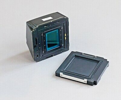 Phase One H10 Digital back with original back plate and manual.