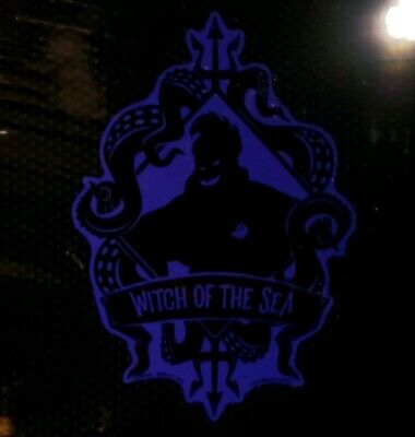 Disney Parks Ursula Witch Of The Sea Villains Halloween Car Auto Magnet