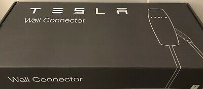 TESLA HIGH POWER Wall Connector Charger With 24' Cable 2nd