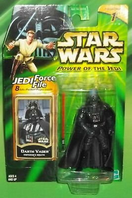 Star Wars Potj Series Sith Lord Darth Vader Emperor's Wrath Figure