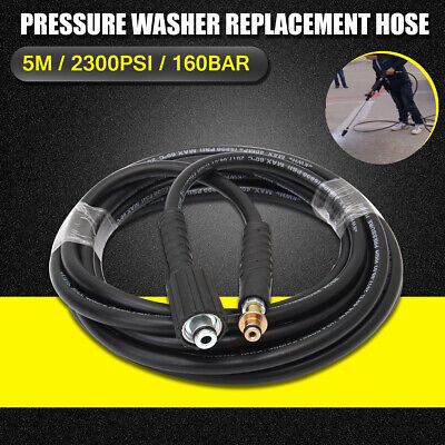 5M Water Jet Power High Pressure Washer Replacement Hose For Karcher K2 Cleaner