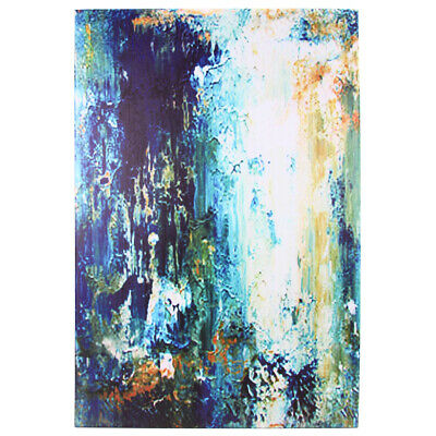 90x60cm Abstract Canvas Print Water Paint Art Oil Painting Picture Home