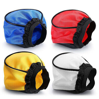 Portable Reflective Cover Flash Diffuser Universal DSLR Soft Cloth Easy Install