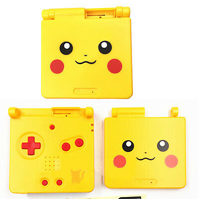 Hard Cartoon Case Housing Shell Replacement for Nintendo GameBoy Advance Console