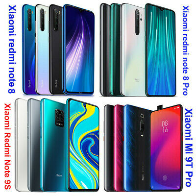 Original Xiaomi Note 8 / 9T Pro 64Gb/128Gb Unlocked Global Version 4G Smartphone