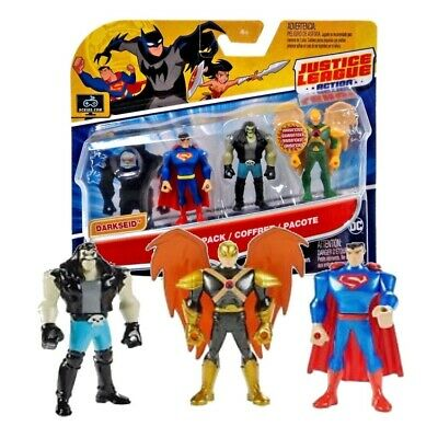 JUSTICE LEAGUE ACTION MIGHTY MINIS SERIES 2...27 PACKETS