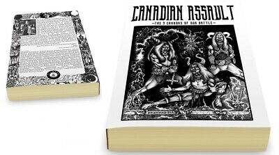 Canadian Assault - The 9 Cannons Of Our Battle, Book