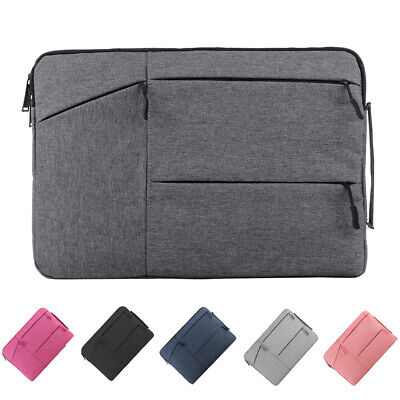 Shockproof Laptop Bag Notebook Cover Sleeve Case For MacBook HP Dell Lenovo